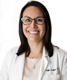 pediatric dentist Dr. Sofia Luque